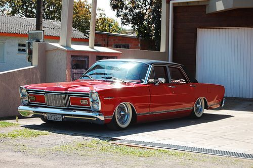 Ford Landau  galaxie