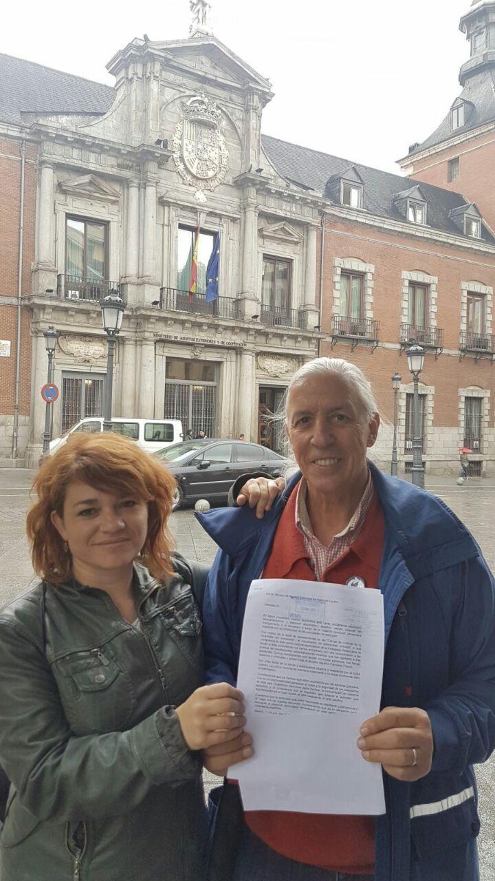 Qué nos lo expliquen… guarimbas en Madrid, Extrema derecha venezolana, Mario Isea, Revolución Bolivariana, Secuestro en Madrid