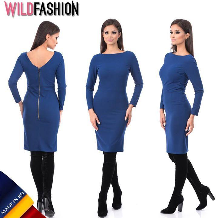 Pentru saptamana viitoare, iti propunem un look office extra feminin! 💖  Cumpara acum, la mega discount, rochia Made in RO! 👇🇹🇩  ️http://wld.fashion/YCm3Aq?utm_content=buffer03709&utm_medium=social&utm_source=pinterest.com&utm_campaign=buffer