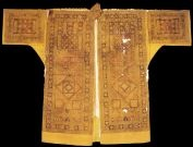 Talismanic shirt from museum in Istanbul, Turkey