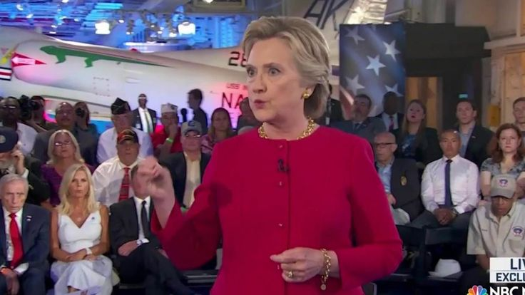Clinton: My vote For the Iraq War Was 'My Mistake'