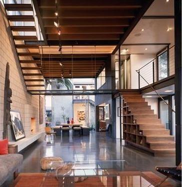 25+ best Steel frame homes ideas on Pinterest | Steel frame house ...