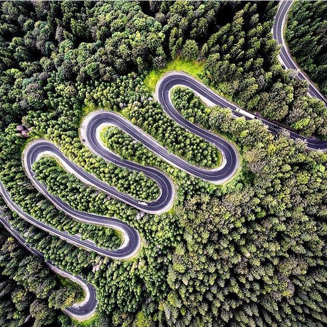Cheia, Muntele Rosu, Romania ~ Photograph By @calinstan #natgeography