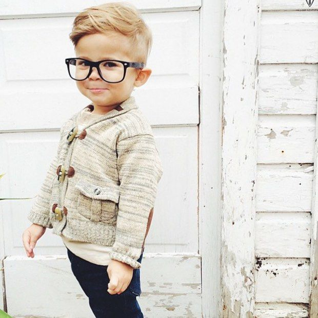 If I ever have a kid he's going to look like this little cutie! by girlishguide