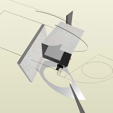 """The Constructivists - El Lissitzky - """"The Prouns"""""""