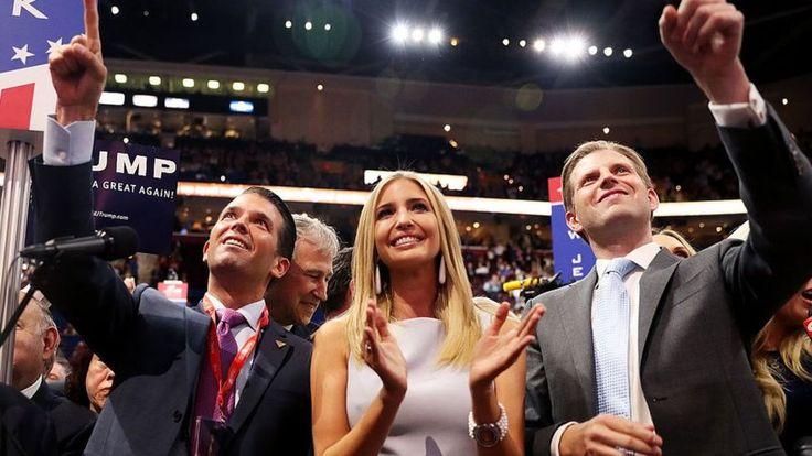 US Election 2016: Trump seals Republican nomination - BBC News