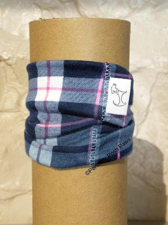 Scandana dog scarf bandana funky designer dog by PerfectlyPoshPaws