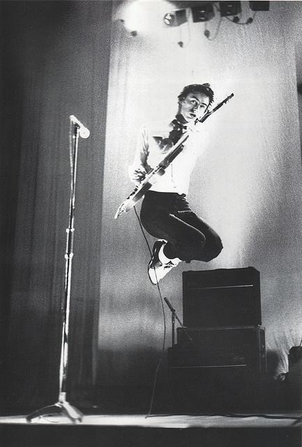 Paul Weller- got this poster