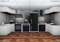 darasims : Kitchen Set [The Sims 3]