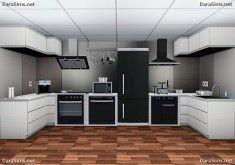 darasims : Kitchen Set [TheSims3]