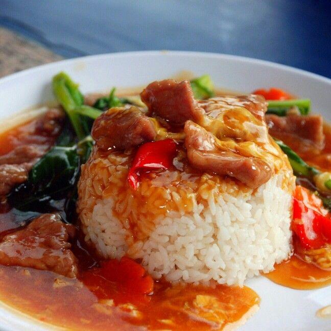 beef muri rice #Ahhpoong #sentulcity