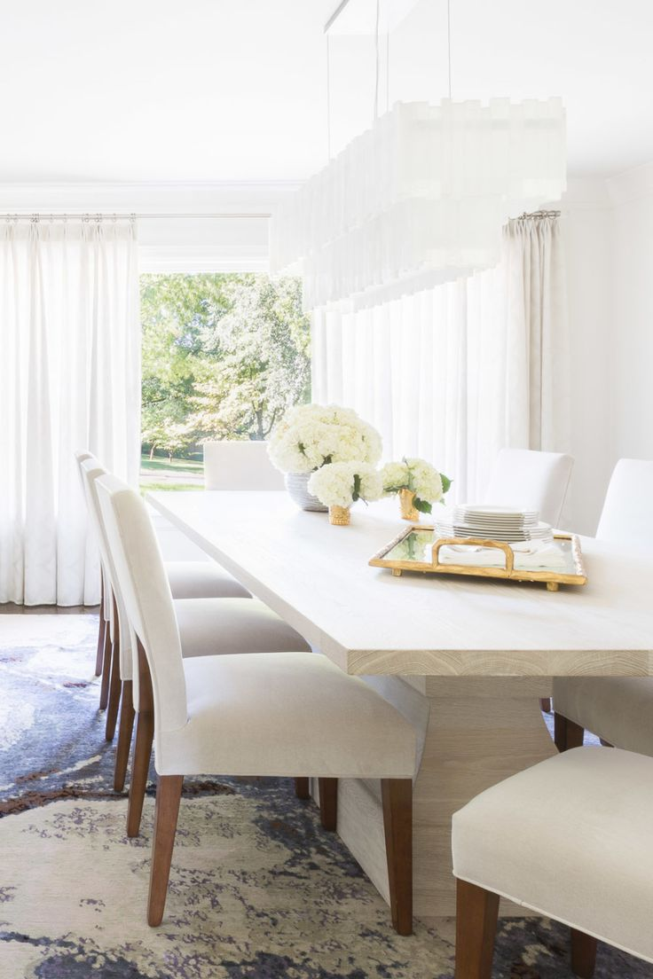 Did One Of These 10 Dream Homes Inspire You In 2016? Dining Room  FurnitureInterior StylingWhite ...