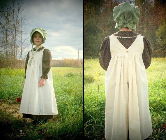 Girl's Pioneer Dress