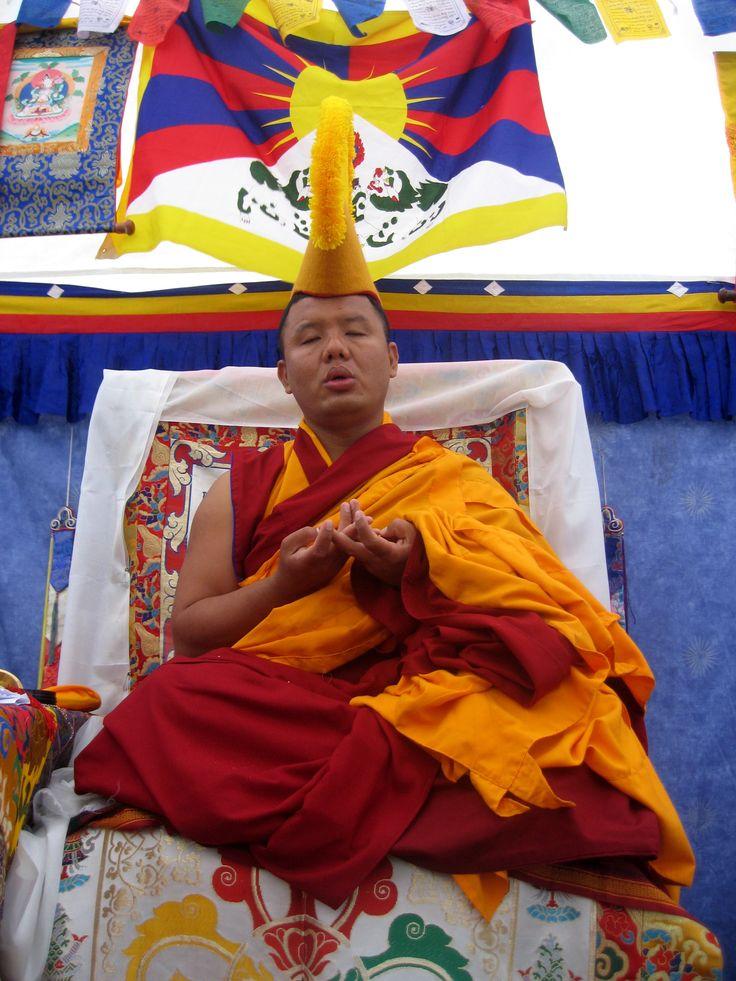 Geshe Lama Ahbay Tulku Rinpoche