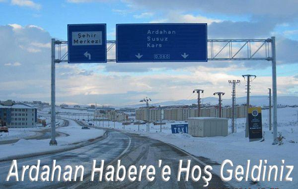 Ardahan'dan Günün En son Haberleri İçin Bizi Takip Etmeye Devam Edin www.kuzeyanadolugazetesi.com