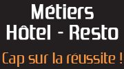 Des informations sur les métiers de l'hôtellerie et de la restauration. Métiers Hôtel - Resto : http://www.metiers-hotel-resto.fr/