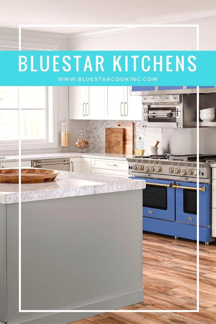 2017 05 houzz interior design kitchen - Love These Bluestar Kitchens Use Our Cool Interactive Tool To Build Your Own Bluestar