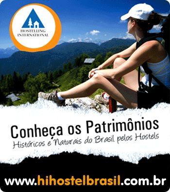 Hostels Brasil - Albergues da Juventude - Hostelling International Brasil - FBAJ