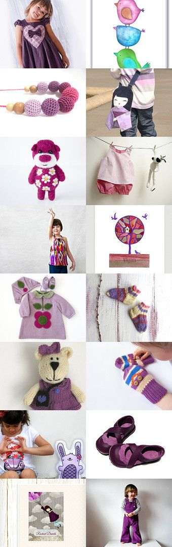 For little one by Alicja Piotrowska on Etsy--Pinned with TreasuryPin.com