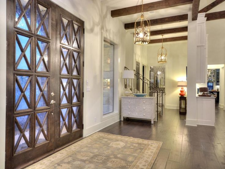HGTV presents an award-winning Texas residence, built for the Greater Austin Parade of Homes, that combines elegance with southwestern charm.