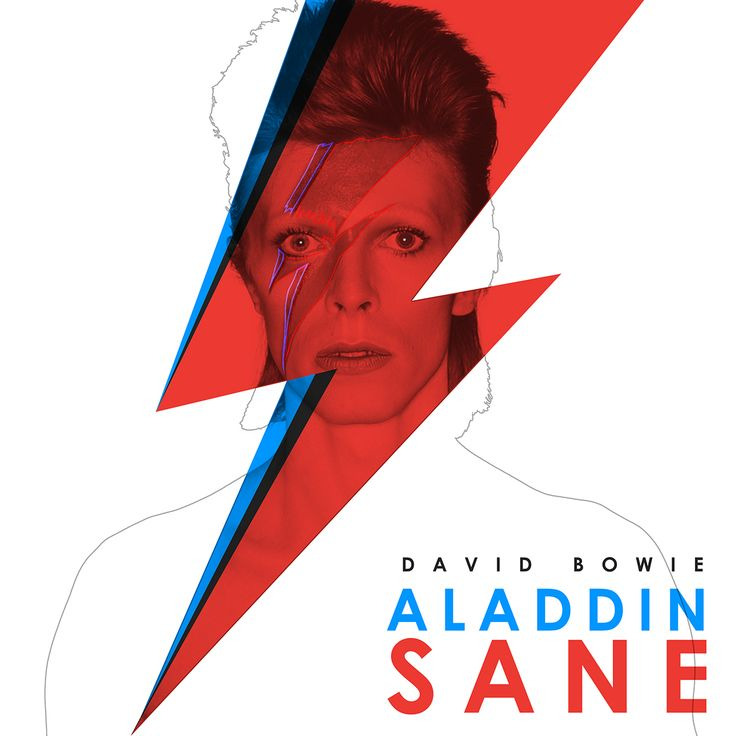 Bowie Songs. on Behance