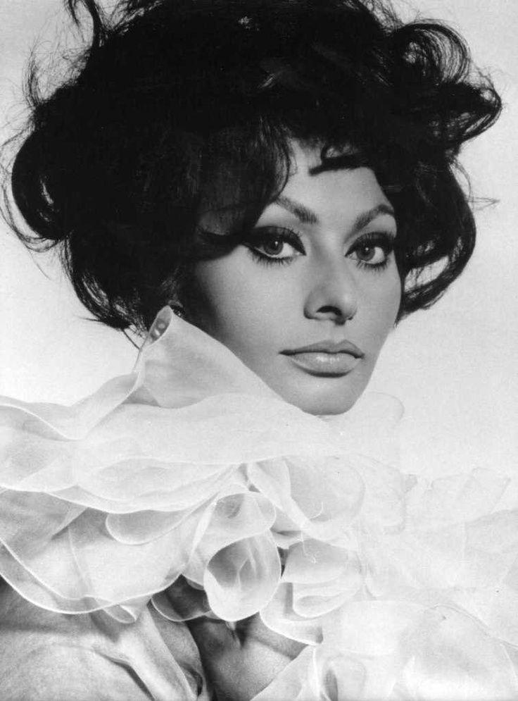 Sophia Loren Women 39 S Fashion 40s 50s 60s Sophia Lauren