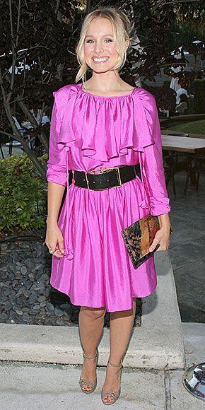 Kristen Bell in 3.1 Phillip Lim