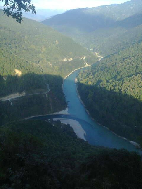 Fast & furious - The River Teesta
