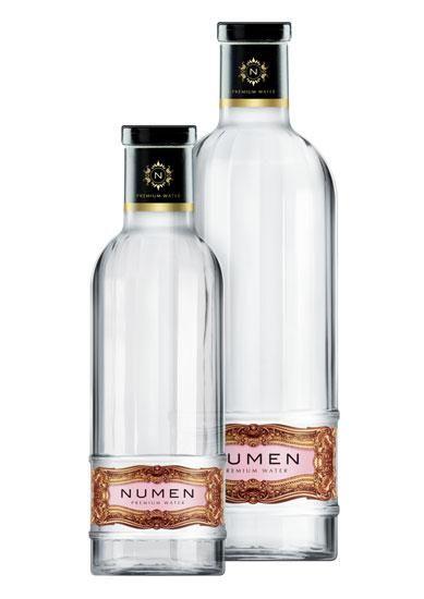 Numen Premium Water, agua mineral española de los Montes de Toledo