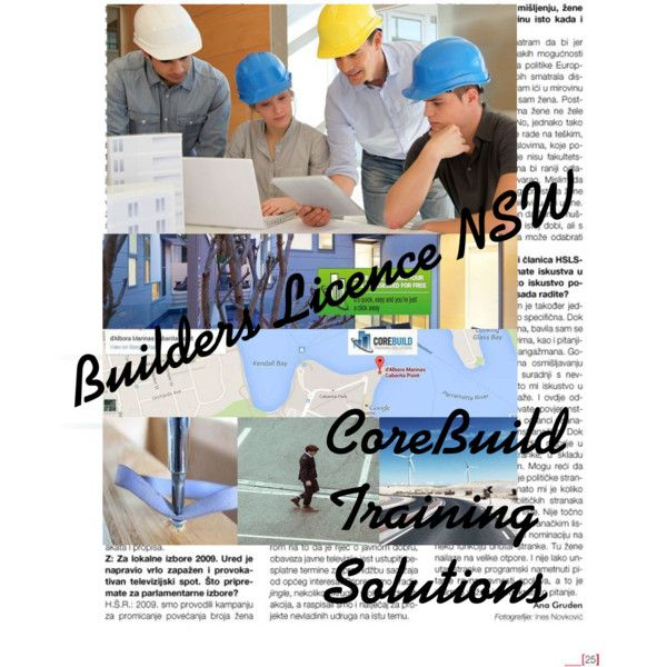 1000 Images About Builders Licence Course Nsw On Pinterest The Ministry Training And Australia