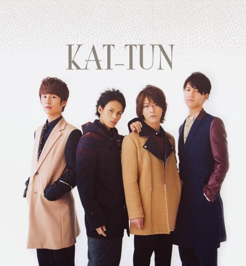 KAT-TUN。ジャニーズ タレント一覧