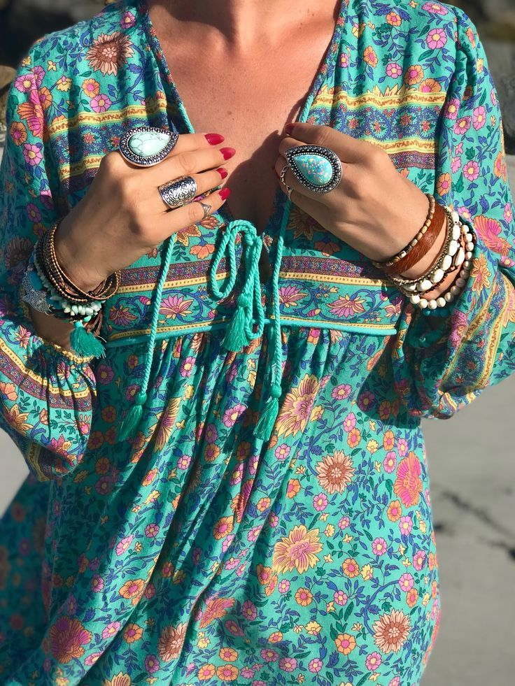 Boho vibes with The Gypsy Mumma. Spell designs, Samantha Wills jewellery and Noosa Living Bracelets.