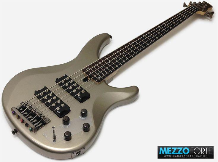 Yamaha TRBX305 Pewter basszusgitár