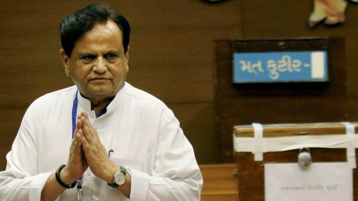 After midnight drama, Congress' Ahmed Patel wins Rajya Sabha seat in Gujarat; setback for BJP despite Amit Shah, Smriti Irani victory