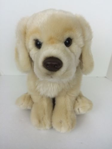 RARE-Webkinz-Signature-Golden-Retriever-Plush-Dog-WKS1006-Ganz-NO-CODE