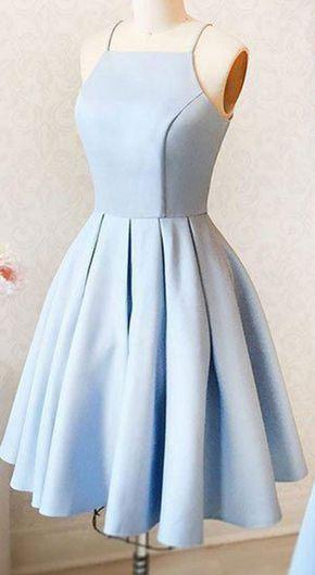 Schlichtes blaues kleid – #blaues #kleid #Schlichtes