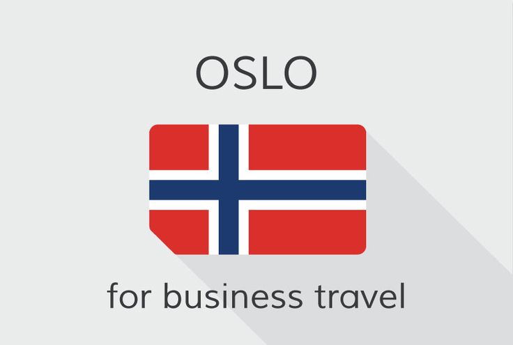 The capital city of Norway #Oslo falls under one of the top business destinations in the world.