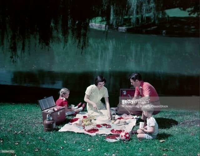 Happy Labor Day! We hope you all enjoy your day off doing things you love or just plain relaxing! If you don't have any plans, why not enjoy going out for a picnic like the good old days?  #laborday #vintagepicnic #relax #vintagelifestyle #vintagefun #labordayactivity #ragoshapewear #vintagelingerie