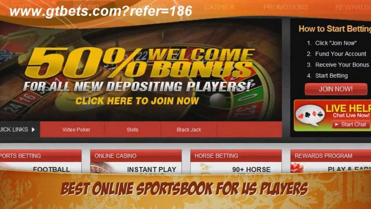 What's the best online sportsbook for US Players? GT Bets
