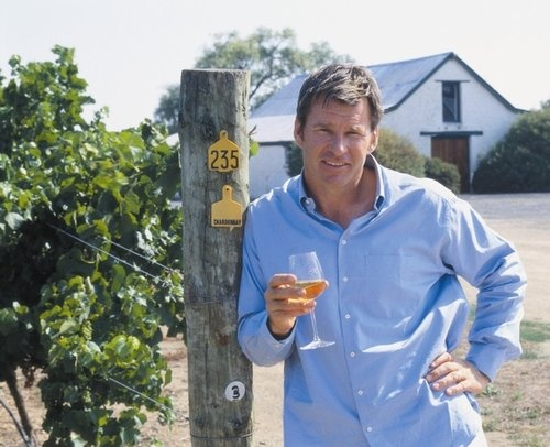 Nick Faldo started his own wines in the year 2000 at Katnook Estate in Australia
