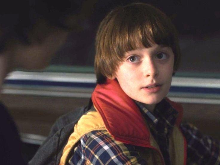 My son will Schnapp | Will Byers