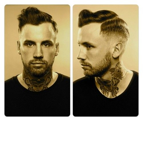 Mad Men Barbershop, 27minus5: Hair cut.