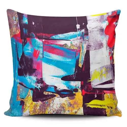 Cojin Decorativo Tayrona Store  Abstracto 46 - $ 43.900