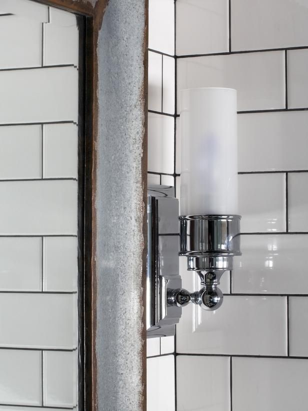 Master Bathroom Wall Sconces : 1000+ images about Master Bath on Pinterest White subway tiles, Suburban house and Marbles