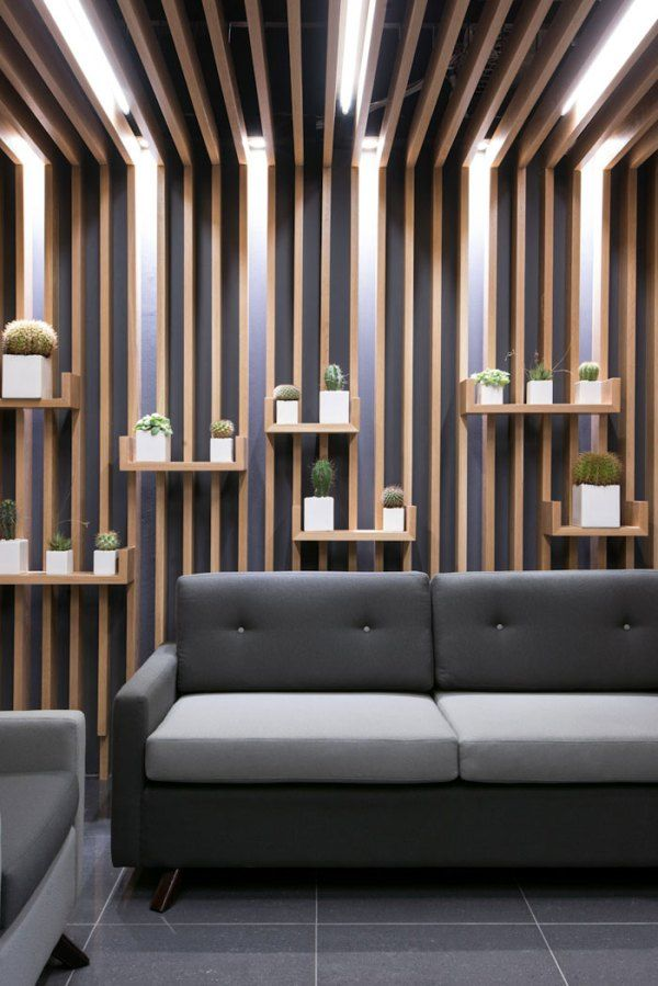 Regent Insurance Flagship Office - Waiting Area Wall                                                                                                                                                                                 More