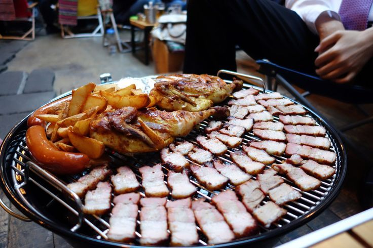 Action Grill , Seoul