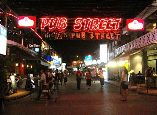 The Abroad Guide to Siem Reap, Cambodia - where to party
