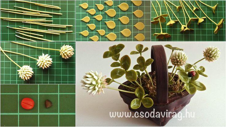 - My clay flower https://www.facebook.com/Csodavirag