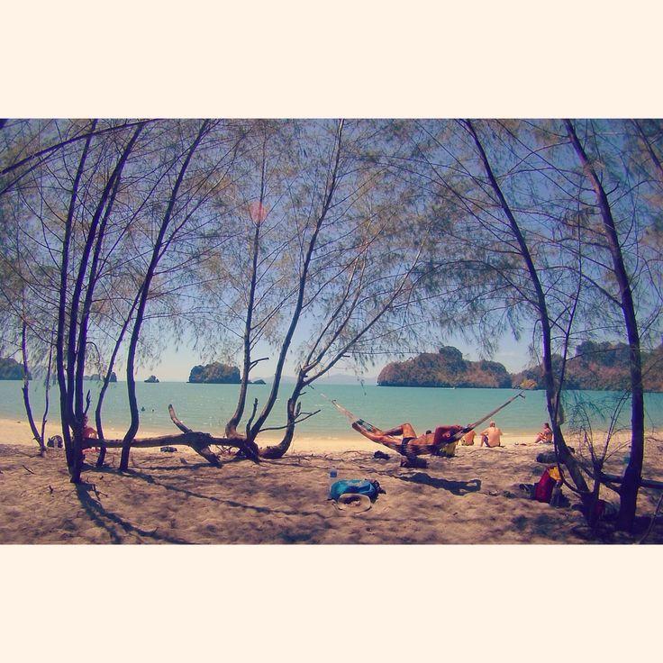 Tanjung Rhu, Langkawi, Malaisie.