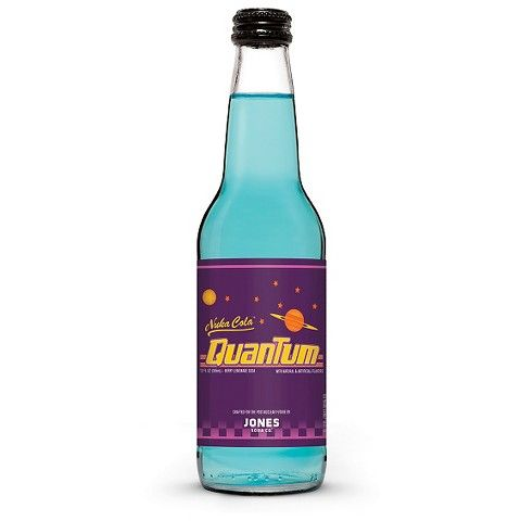 Jones Soda is making Nuka-Cola Quantum to celebrate the release of Fallout 4. It looks bomb (no pun intended).